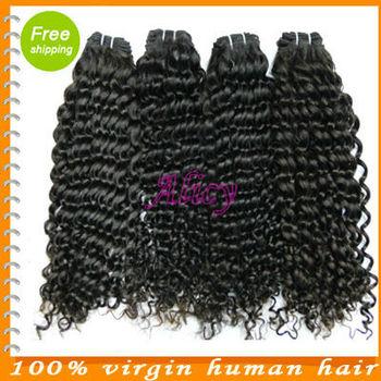 flash sale special price grade 5A cheap mongolian deep curly virgin hair weave free shipping mongolian deep curl 10-30inch 4 pcs
