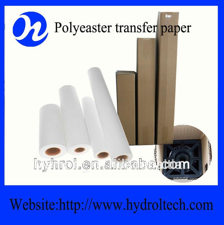 sublimation sticky transfer paper rolls(China (Mainland))