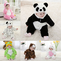 free shipping newborn baby winter warm bodysuit Thickened jumpsuit carters Clothing set boy romper long sleeve kids clothes