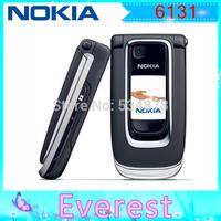 Original Nokia 6131   unlocked phone  Mobile Phone Bluetooth Freeshipping