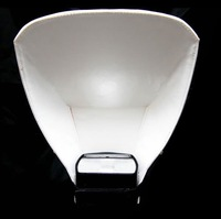 100%new Universal Flash Bounce Reflector Diffuser for C With Traclking number