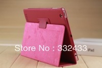 Free Shipping Official Leather Case For iPadmini Smart Cover For ipadmini Thin Minimal Design For Apple iPadmini Case