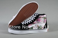 2013 Free Shipping  Mens  Sports Canvas Shoes Brand Sneakers For Men  High Top Style Footwear Eur 39-45
