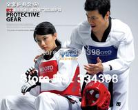Muto Korea Original Genuine MOOTO Child Taekwondo Protector Full protective gear 5 Pcs Karate martial arts protective gear Sets