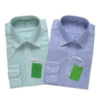 High Quality Men's Striped Shirts Fashion Shirts Men's Long Sleeves Shhirts S to XXL Shirt Cotton Good Quality