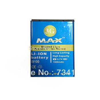 I9100 bateria battery batterie batterij baterai batteria batterie 1500mAh for Samsung mobile phone 1pcs/lot Freeshipping