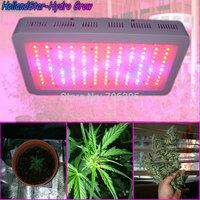 Best Hydroponic 360W led grow light,Full spectrum IR 120x3w LED plant grow lamp panel for Plants Veg and Flower