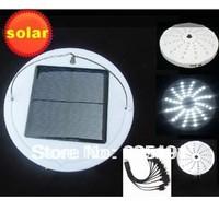 60 LED Solar camping light Solar lantern with USB connector