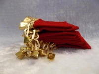 Free Shipping100pcs/lot 2.75*3.5 Velvet  Inches Drawstring Jewelry Bags Gift Pouches Jewellry Bag
