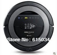 (Free To Australia) 2014 New Coming Robot Vacuum Cleaner  with 2 Rolling brush by triangle allocation