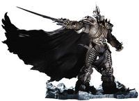 Free shipping new Lich King Alsace Model World of Warcraft Fans Action Figures WOW toys for boys without original box