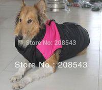 FERR SHIPPING!!!Luxury Dog clothing for Large Dogs Winter Big Large Dog Vests Coats 4 Colors
