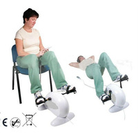 As Seen on TV Motorized Rehabilitation Pedal Exerciser Portable Home Use Mini Exercise Bike