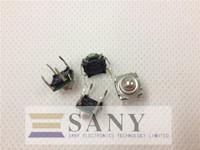 [ SA ]German ITT button waterproof switch KSJ0M410 bead head switch 7 * 7 * 6 Waterproof Tact Switch--200PCS/LOT