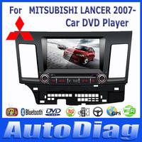 Pure Android MITSUBISHI LANCER Fortis iO EX Serie R 2007 2008 2009 2010 2011 2012 2013 8'  DVD GPS Wifi   RDS Radio 3G Analog TV