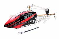 GARTT GT700 DFC TT RC  Helicopter  Torque Tube Version With Fire Glass  Fiber Canopy 100% fits Align Trex
