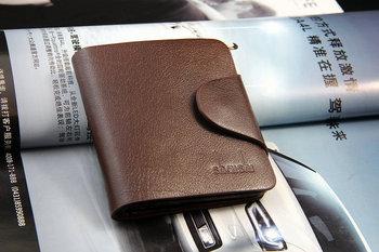 Promotion! Hot Sale Male wallet for Men Casual men's wallet Hasp fashion  cheap wallet wholesale price