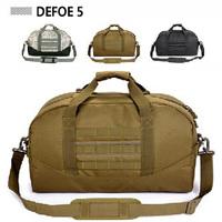 Free shipping Fashion Brand New Waterproof Mulitifunctional Outdoor Nylon Men Women Luggage & Travel Sports Gym Big Duffel Bag