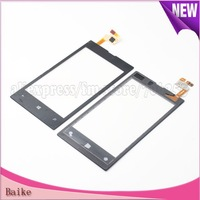 Crazy Promotion:For Nokia Lumia 520 N520 digitizer touch screen glass 100% Guarantee New DHL Free shipping