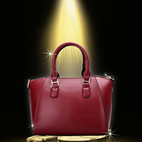 Free shipping Hot-selling 2013 Women's Fashion Genuine Leather Handbag Cowhide Cross-body Handbag One Shoulder Bag