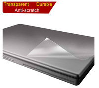 Free shipping Pc film transparent laptop shell membrane notebook film laptop case film15 inch or less universal Need to clipping
