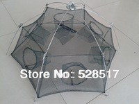 Hot sale Large shrimp loster eel loach trap cast cage durable stainless steel stability and softness of the mesh fishing net