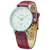 High quality Quartz Leather Wrist Bracelet Fashion Women Watch Ladies Wristwatch