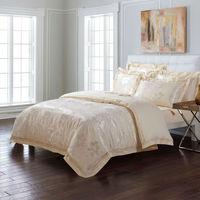 Tencel bedding set high quality bedding satin royal jacquard wedding bedding,wedding duvet cover set,king/queen  bedclothes