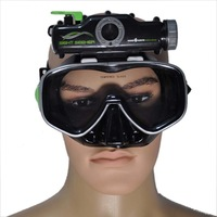 2pcs camera dive mask Latest version digital camera with dive mask diving camera FREE SHIPPING HIGH QUALITY FAMOUS BRAND