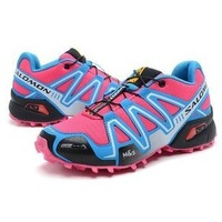 Hot Salling 2013 New Arrivals Top Quality Salomon Men and Women's Running Shoes Athletic Shoes Max Sale Size 36-45