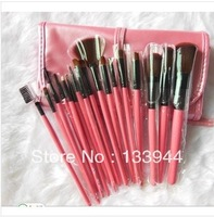 18 pcs High Quality Professional Pincel Makeup Brush Necessaries Makeup Set Pinceles