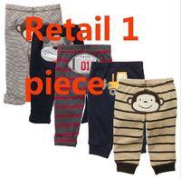 Carters baby pants Carters PP pants girls boys Newborn kid,3M-24M toddlers  cartoon MOQ 1 piece