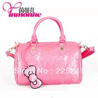 2103 fashion brand hellokitty jelly candy color 1901 # dress and handbag