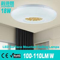 Diameter 40CM LED Ceiling Lamp 18W LED Ceiling Lighting AC85~265V Warm White\Cold White 2 Years Warranty