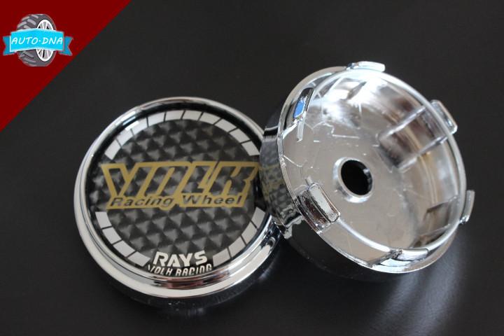 Free Shipping 4PCS/LOT High Quality 66MM  RAYS VOLK Emblem Wheel Center Caps Hub Cap VOLK Sticker Wheel Cover(China (Mainland))