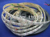 Individually addressable WS2812b WS2811 LED Strip 240 4m;Waterproof White Pcb 5v WS2811 chip built-in 5050 Rgb Digital strip