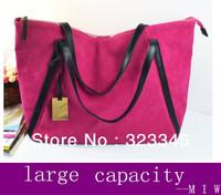 casual canvas shoulder bag large capacity handbag women's big messager cross body bags bolsas femininas supernova sale freeship