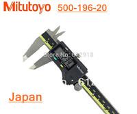 """Hot /sale Mitutoyo digital vernier caliper 0-150 200 300mm 500-196-20 197 173-0.01""""/0.001""""/0.005"""""""