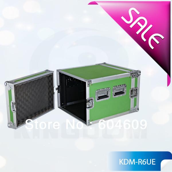 Professional DJ Equipment Rack Case 6U,Road flight Case for Amplifier ,Dimmer , Master Case ,Rack 6Ucase(China (Mainland))