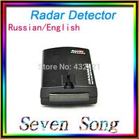 New Arrival sale! Car detector Radar detector  Car radar detector Russian/English wholesale/dropship E6 upgrade E11