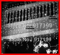 Holiday LED Rope Large Decoration Wedding Ceremony Fairy Light Christmas Xmas Led string Ice Bar Light Web Lights