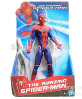 Hot sale An Amazing Spider-Man Movie Spiderman 20CM Ultra Action Figure Toys Brand New Retail Box 37611