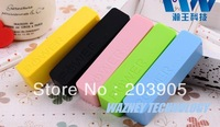 200set/lot*2600MAH Perfume mobile power Charger portable / Emergency power bank for Mobile (retail box packing)