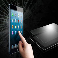 Explosion proof Tempered Glass Screen Protector For iPad mini Surface Screen Protection Guard  Free Shipping