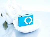 &&IOIOA: Mini Fashoin Clip Metal USB Music Mini MP3 Player Players Support 1 - 8GB Micro SD TF PPNNCC MMCNNC LVV2277