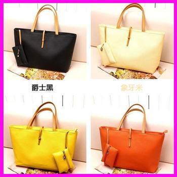 2013 Hot Fashion Women's Classic Shoulder Bag Ladies Tote Bag Handbag PU leather