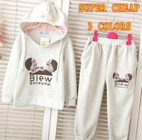 2013 autumn new style children sports suit clothing sets baby girls jackets pants 2pcs girls clothes set autumn-summer wear