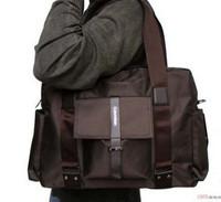 Hot Sale New 2013 Fashion Designer Handbag Men Shoulder Bags, Men Messenger Bag Business Bag Black Coffee,men travel bags