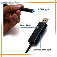 High quality waterproof Lens 700X ZOOM USB Endoscope Microscope