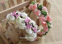 Fashion Cute Artistic princess Headwear Headbands girl Hair accessories love design for wedding or party hair band min order